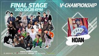 Hoan – V-CHAMPIONSHIP 2021 본선2차