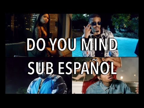 Dj Khaled - Do You Mind (Sub Español)