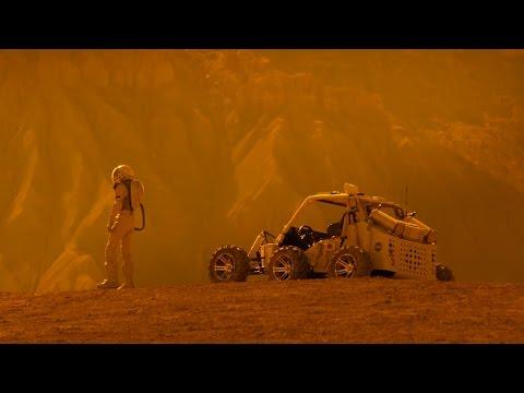 The Space Between Us | official trailer (2016) Asa Butterfield Britt Robertson