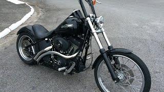 7. Harley Davidson Night Train 2006