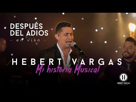 "Después del Adiós - Hebert Vargas - ""Mi Historia Musical"""