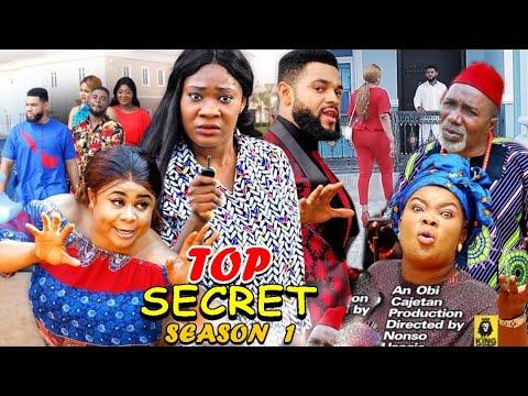 TOP SECRET SEASON 1 - Mercy Johnson 2020 Latest Nigerian Nollywood Movie Full HD | 1080p