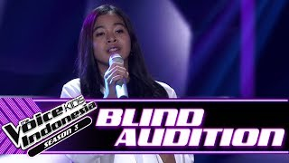 Video Jesi - Andaikan Kau Datang Kembali | Blind Auditions | The Voice Kids Indonesia Season 3 GTV 2018 MP3, 3GP, MP4, WEBM, AVI, FLV September 2018