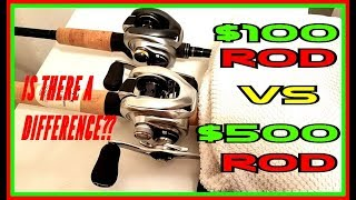 Video $100 ROD VS $500 ROD, IS THERE A DIFFERENCE? PART 1: TABLETOP MP3, 3GP, MP4, WEBM, AVI, FLV Desember 2018