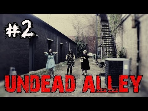 Custom Zombies – Undead Alley | We Found the Secret Awesome Teddy Bear Area! (Part 2)
