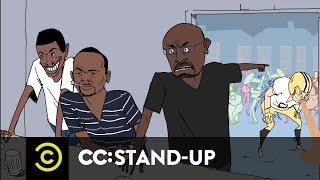 Video Comedy Central Re-Animated - Hannibal Buress - Throwing a Parade - Uncensored MP3, 3GP, MP4, WEBM, AVI, FLV Juli 2018