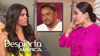 Karla reacciona a las lágrimas de Manny Manuel hablando de su alcoholismo