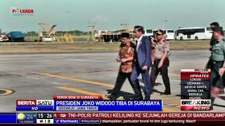 Video Presiden Jokowi Tiba di Surabaya MP3, 3GP, MP4, WEBM, AVI, FLV Mei 2018