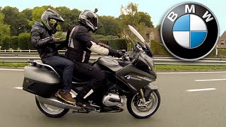 9. BMW R1200RT Singing Review