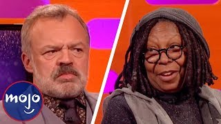 Video Top 10 Awkward Interviews on Graham Norton MP3, 3GP, MP4, WEBM, AVI, FLV Juni 2019