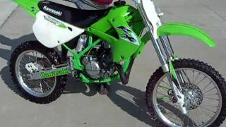 5. 1996 KX100 FOR SALE WWW.RACERSEDGE411.COM