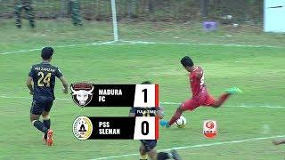 Download Video [8 Besar] Cuplikan Pertandingan Madura FC vs PSS Sleman, 12 November 2018 MP3 3GP MP4