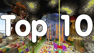 Top 10 Cave Den Moments