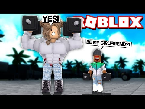 ROBLOX WEIGHT LIFTING SIMULATOR 3
