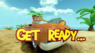 Beach Buggy Racing is coming soon to Switch.http://nintendoeverything.com