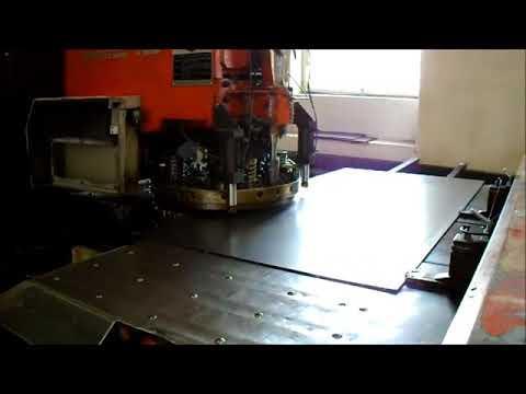 Punching Machine with Laser AMADA ARIES 245 1988