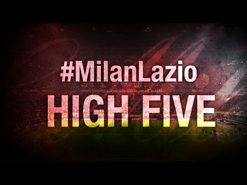 high - Guarda le cinque giocate più belle nei match a San Siro tra Milan e Lazio. Watch the five best plays at the San Siro Stadium between Milan and Lazio. Music: Krewella - Enjoy The Ride This...
