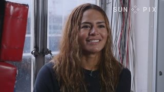 Samoan athlete Genah Fabian has been plying her trade as a Muay Thai kick boxer and now she's switching to the octagon in a bid to make her mark on one of ...