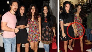Watch Tiger Shroff's rumored girlfriend Disha Patani as she was spotted with Tiger Shroff's family Mother Ayesha Shroff and Sister Krishna Shroff. For More Updates:Subscribe to: https://www.youtube.com/user/movietalkiesLike us on: https://www.facebook.com/MovieTalkiesFollow us on: https://twitter.com/MovieTalkiesFollow us on: https://www.instagram.com/movietalkies/