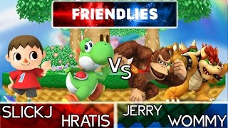 Nonton Ssb4  Slickj  Villager  Hratis  Yoshi  Vs Jerry  Donkey Kong  Wommy  Bowser    Friendlies  68  Film Subtitle Indonesia Streaming Movie Download