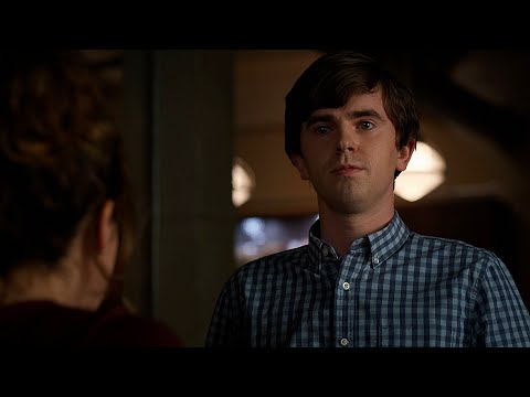 Shaun Finds Out That Lea Was Married - The Good Doctor 4x07