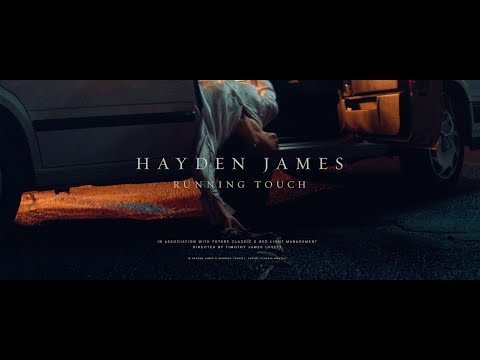 Hayden James Ft. Running Touch - Better Together (Official Music Video)