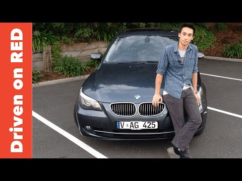 BMW 5 series (2004-2010) – Driven on RED