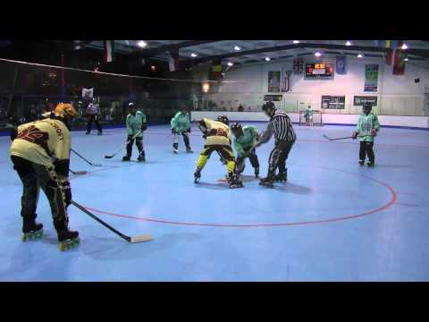 Nationals Roller Hockey BIPHA Final 2015