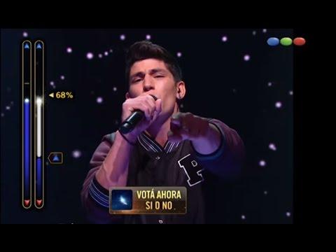 "Matías Carrica canta ""Madre mía"" – Elegidos"
