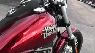 8. 331227 - 2013 Harley Davidson Dyna Street Bob FXDB - Used Motorcycle for Sale