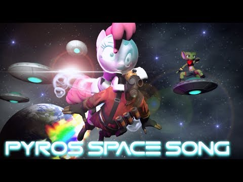 Pyro's Space Song [SFM Animation]
