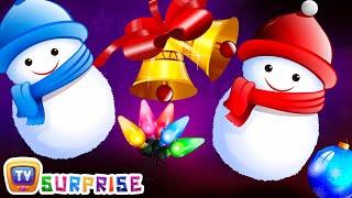 Video Christmas Surprise Eggs |  Christmas Gifts & Decorations | Christmas Surprise For Kids | ChuChu TV MP3, 3GP, MP4, WEBM, AVI, FLV Agustus 2018