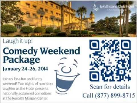 Comedy Night in the Morgan Center January 2014