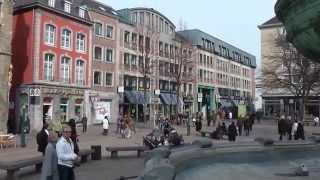Aachener Innenstadt 2011