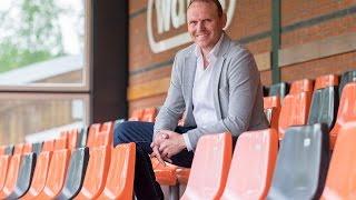 Joseph Oosting is de nieuwe trainer van HHC Hardenberg, een interview!