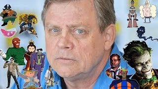 "Video The Many Voices of ""Mark Hamill"" In Animation & Video Games MP3, 3GP, MP4, WEBM, AVI, FLV Maret 2018"