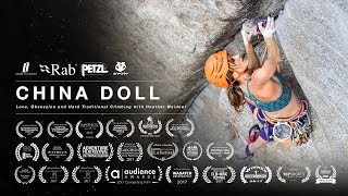 CHINA DOLL - Love, Obsession and Hard Traditional Climbing with Heather Weidner by Louder Than Eleven