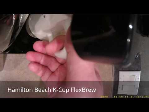 Hamilton Beach K-Cup FlexBrew
