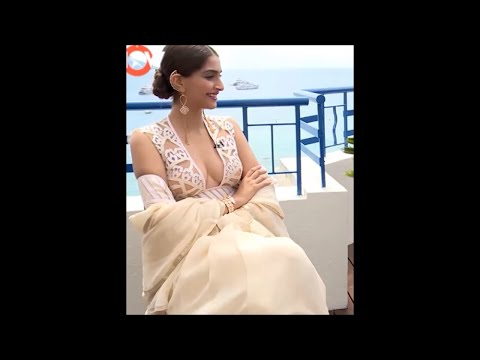 Sonam Kapoor almost nude in a Interview|2016
