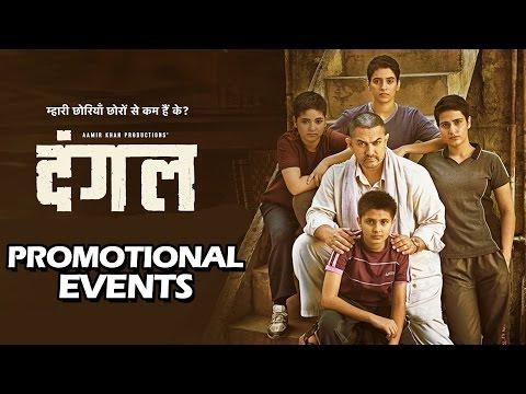Dangal Full Promotional Events   Aamir Khan, Fatima Sana Shaikh, Sakshi Tanwar