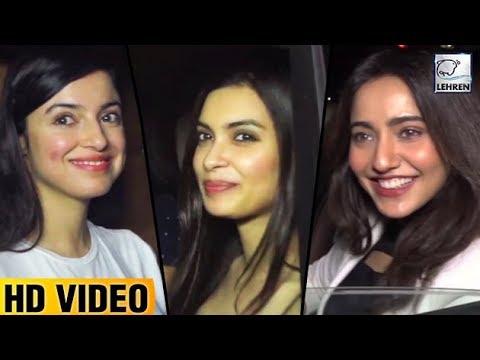 Bollywood Celebs At Pad Man Screening | Akshay Kum