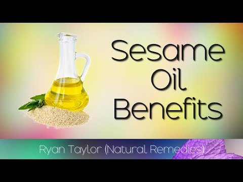 Sesame Oil: Benefits and Uses