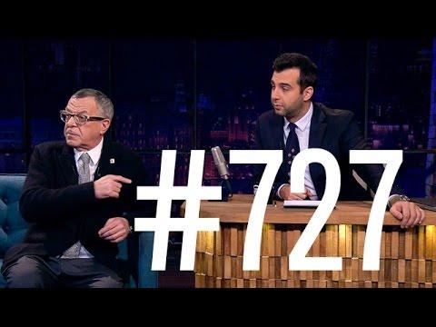 Вечерний Ургант - Андрей Ургант. 727 выпуск от28.11.2016