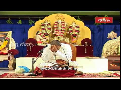 Sri Sampoorna Ramayanam by Chaganti Koteswara Rao - Day 06