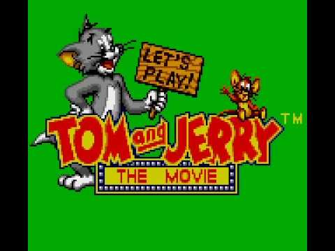 Game Gear Longplay [107] Tom And Jerry - The Movie