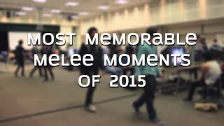 SoCal Shares Their Most Memorable Melee Moments of 2015