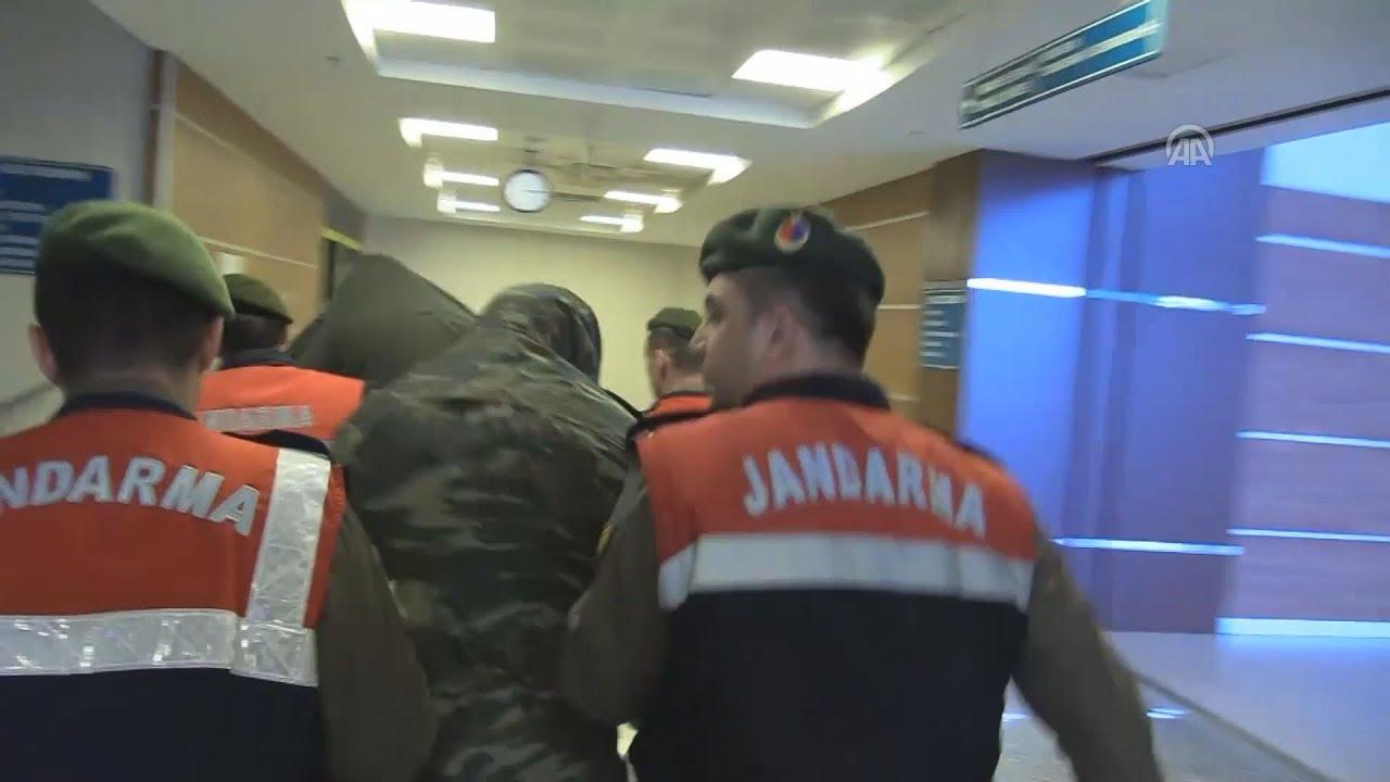 Ενώπιον του τουρκικού δικαστηρίου οι Έλληνες στρατιωτικοί που συνελήφθησαν στον Έβρο