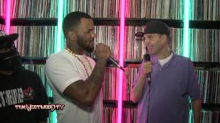 Westwood - Game on Blood Money, Khloe Kardashian, Suge Knight, 50 Cent, Birdman.