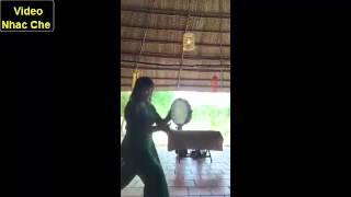 """Qúa Đỉnh """"Đẳng Cấp Nhạc Chế Gõ Bo LÀ Đây -Thánh Nữ Gõ Bo Lý Thanh Thào  Mới Nhất 2016"""