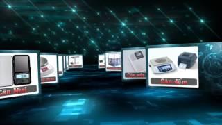 Video giới thiệu về Cân điện tử Geddigital